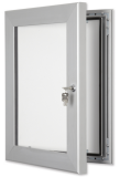 Secure Lockable Frame